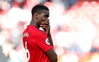Premier League - Manchester United v Cardiff City - Old Trafford, Manchester, Britain - May 12, 2019 Manchester United's Paul Pogba looks dejected after the match REUTERS