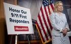 Sen Kirsten Gillibrand at a news conference about the September 11th Victim Compensation Fund on Capitol Hill in Washington, July 17, 2019. The New York Times.