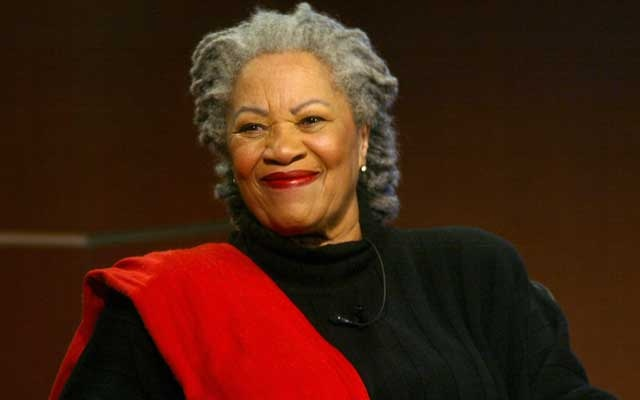 FILE -The author Toni Morrison in New York on Jan 9, 2004. Morrison, the 1993 Nobel laureate in Literature, whose work explored black identity in America and in particular the experience of black women, died on Monday, Aug 5, 2019, at Montefiore Medical Center in New York, her publisher, Alfred A. Knopf, said in a statement. She was 88. (Sara Krulwich/The New York Times)