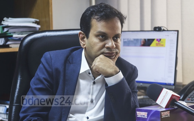 Newly appointed Executive Director Asif Saleh says BRAC is changing its focus with the changing needs as well as Bangladesh context, but ultra-poor will still remain its 'flagship' development programme. Photo: Abdullah Al Momin