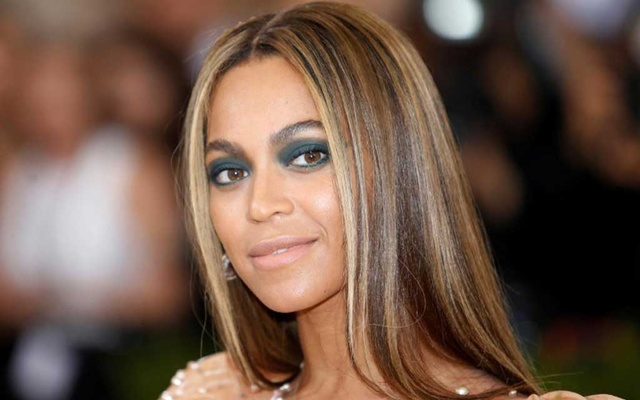 FILE PHOTO: Singer-Songwriter Beyonce Knowles arrives at the Metropolitan Museum of Art Costume Institute Gala (Met Gala) to celebrate the opening of