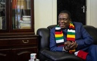 President Emmerson Mnangagwa of Zimbabwe in his office in Harare. Since seizing power in a 2017 coup from his onetime mentor, Robert G Mugabe, Mnangagwa has gradually imposed himself on Zimbabwe on the country and his opponents now fear he is more dangerous than his predecessor. (Zinyange Auntony/The New York Times)