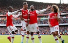 Two out of two for Arsenal as Aubameyang sinks stubborn Burnley