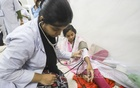 300 health workers afflicted with dengue