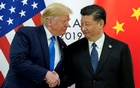 Trump meets Xi at the G20 leaders summit in Osaka, Japan. REUTERS
