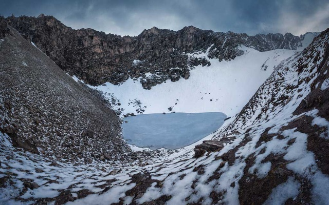 Roopkund Lake, in the Indian Himalayas, is frozen for much of the year. But in warmer months it delivers a macabre performance, earning the nickname Skeleton Lake. The New York Times