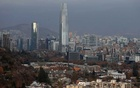 A panoramic view of the city of Santiago, Chile June 6, 2019. REUTERS