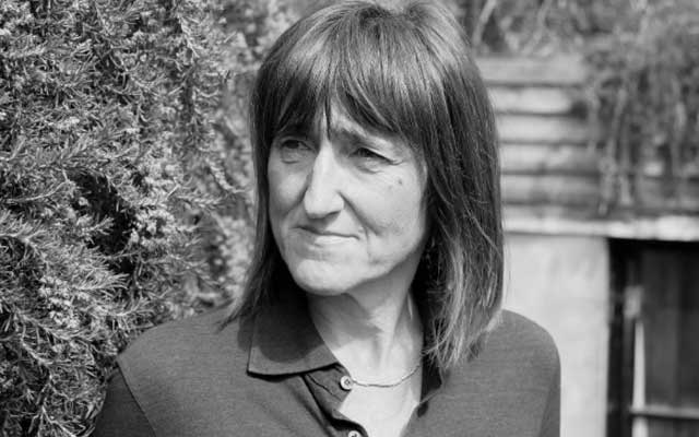 Beeban Kidron, a member of the House of Lords, at her offices in London, May 10, 2019. Baroness Kidron has successfully pushed stricter limits on how tech companies can target children online in Britain. The New York Times