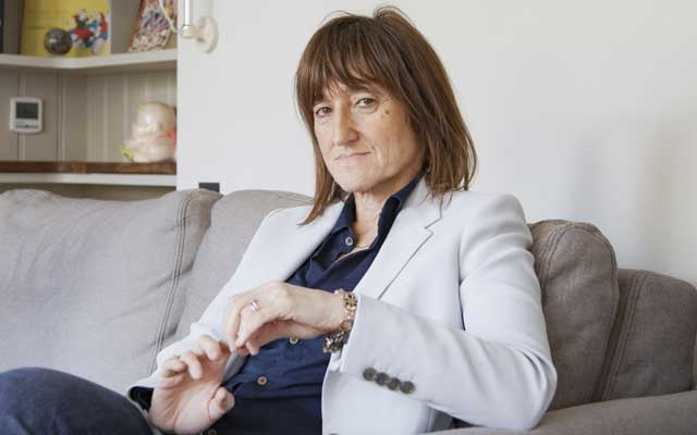 Beeban Kidron, a member of the House of Lords, at her offices in London, May 10, 2019. The New York Times