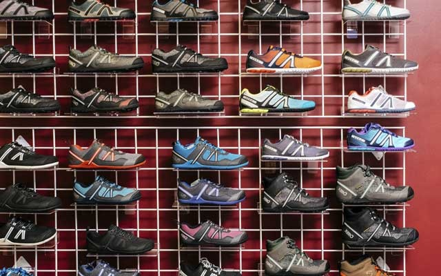 Make shoes in US, or pay tariffs? A footwear company seeks a