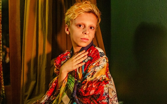 Desmond Napoles, a 12-year-old drag star who performs as Desmond is Amazing, in New York on Aug 15, 2019. Meet the rising drag stars of America. They're tweens. The New York Times