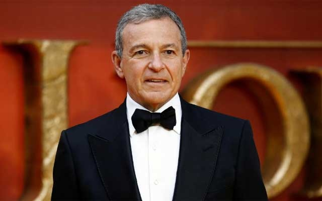 FILE PHOTO: Walt Disney CEO Bob Iger attends the European premiere of