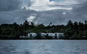 An offshore migrant detention centre used by Australia in Manus Province, Papua New Guinea, Nov 18, 2016. President Donald Trump's plan to bar migrants from seeking asylum in the US if they have already passed through other countries is similar to a scheme employed by Australia since 2012. Europe tried a comparable scheme in 2016, but it didn't work. The New York Times