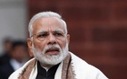The Gates Foundation is honouring Narendra Modi for his ambitious Clean India campaign. Photo: Reuters
