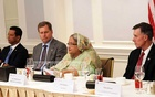 Hasina urges US businesses to work as Bangladesh's development accelerator