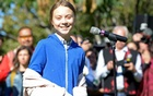 Climate movement now 'too loud to handle' for Trump and critics, Greta Thunberg says