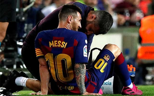 Image result for Barca without Messi, Fati as they look to banish away doubts at Getafe