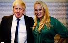 Boris Johnson and Jennifer Arcuri have denied any wrongdoing. Photo: Jennifer Arcuri\ Facebook via the Daily Express