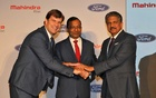 Ford, Mahindra agree $275 million deal for India, emerging markets