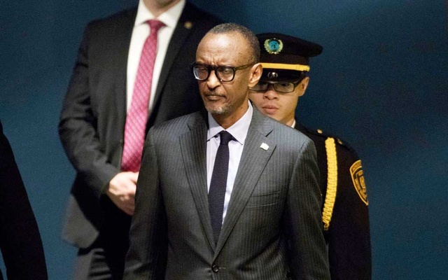 President Paul Kagame of Rwanda at the United Nations General Assembly in New York last month. The New York Times