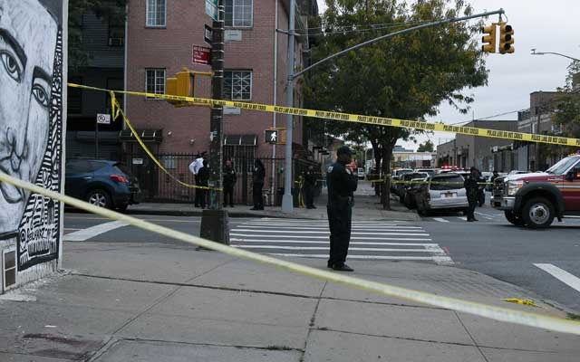 Deadly shooting in Brooklyn