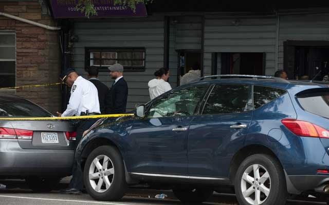 Four persons shot dead at illegal gambling club in New York City