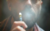 Vaping at Harvest, a marijuana dispensary, in San Francisco, Oct 8, 2019. A technology initially promoted to help cigarette smokers has transformed marijuana use, too. Now, with cases of severe lung illness rising, health investigators are warning people to stop vaping cannabis. (Jim Wilson/The New York Times)