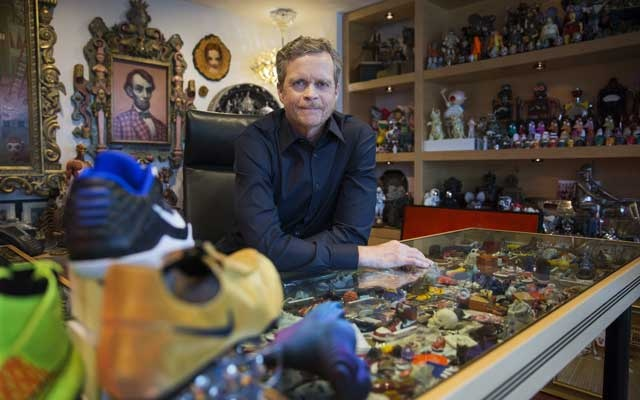 Nike CEO Mark Parker is stepping down