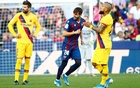 Barca crash to defeat at Levante after second-half collapse