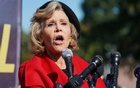 Actor and activist Jane Fonda launches