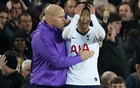 Support for tearful red-carded Son after Gomes injury