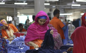 Bangladesh is the second largest apparel exporter after China.