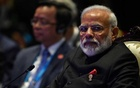 India's Prime Minister Narendra Modi attends the East Asia Summit (EAS) in Bangkok, Thailand, Nov 4, 2019. REUTERS