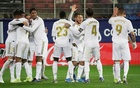 Real go top after cruising to victory at Eibar