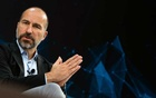 Dara Khosrowshahi, the chief executive of Uber, at the annual New York Times DealBook Conference in New York on Nov. 6, 2019. (Jeenah Moon/The New York Times)