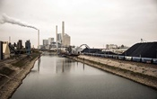 A coal-fired power plant in Mannheim, Germany, Oct 28, 2018. Germany has enshrined its fight against climate change into law in a bid to meet its targets under the Paris Agreement, approving a raft of measures including a $60 billion spending package, a fee system for carbon emissions and taxes to make flying more expensive. The New York Times