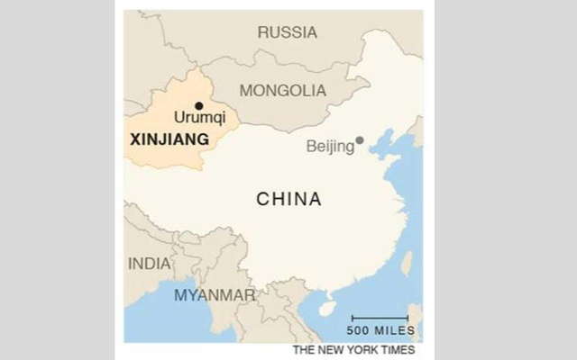 Leaked documents provide an unprecedented inside look at China's crackdown on ethnic minorities in Xinjiang.