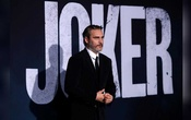 Joaquin Phoenix attends the premiere for the film