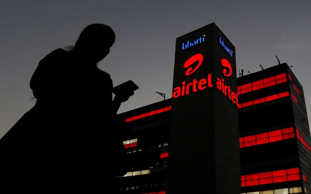A Bharti Airtel office building is pictured in Gurugram, previously known as Gurgaon, on the outskirts of New Delhi, India Apr 21, 2016. REUTERS