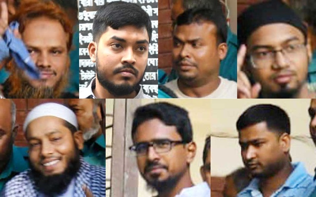 Holey Artisan cafe attack: Dhaka court sentences seven people to death
