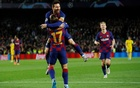 Messi scores in 700th match as Barca ease into last-16
