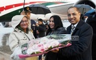 Hasina reaches Madrid to attend COP25 climate summit