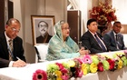 PM Hasina vows to continue war on drugs, corruption