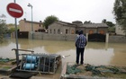 Floods predicted to uproot 50m people a year as climate heats up
