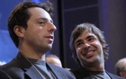 Sergey Brin and Larry Page. Reuters