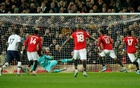Rashford at the double as Manchester United sink Mourinho's Spurs