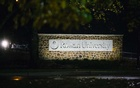 A marker at the entrance to Rowan University in Glassboro, NJ, on Nov 9, 2018. There have been at least three suicides at Rowan in just over two months, a sober statistic officials acknowledge is the most ever in a single semester. The New York Times