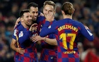 Messi grabs hat-trick as Barcelona rout Mallorca