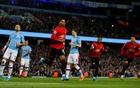 City title hopes in tatters as United take Manchester derby spoils