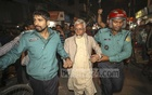 File Photo: Police took Sangram Editor Abul Asad to the Hatirjheel Police Station on Friday night.